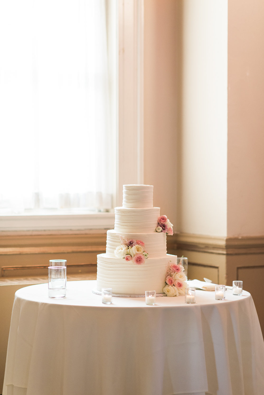 Gabrielle DeCesaris Ian Brickey Belvedere Joy Michelle Photography Blush Wedding Rolls Royce