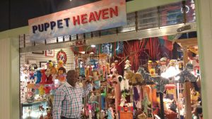 Welcome to Puppet Heaven. The Washington Area's Only Puppet Store.