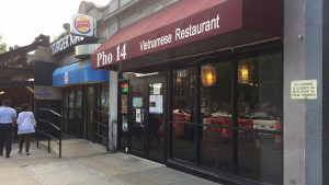 Pho 14 and Adams Morgan Landlord Locked In Lawsuits Over Chemicals on Property