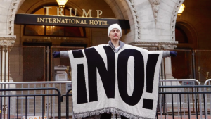 100 Photos of Protests Since Trump's Election