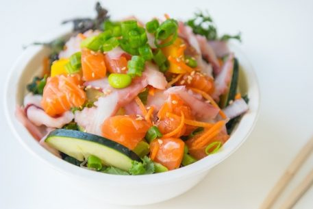 Two More Poke Shops Are Coming to the DC Area, Because Apparently You Can Never Have Too Many