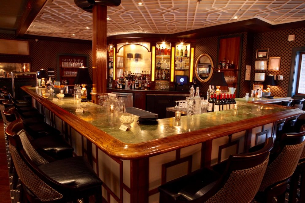 A Hotel Inspired Bar Opens In Bloomingdale Without