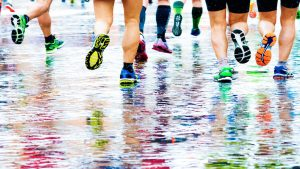10 Tips for Running Your Best Race in the Rain