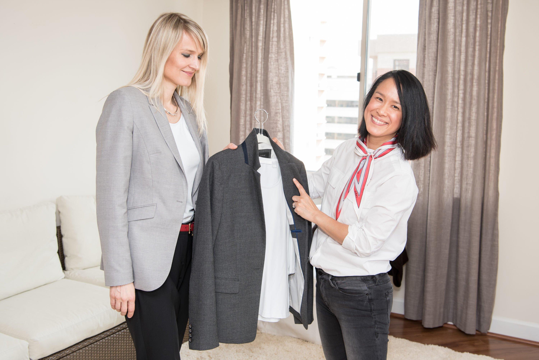 Tips for building a style uniform. Renata Briggman Rosana Vollmerhausen DC Style Factory. How to create a style uniform.