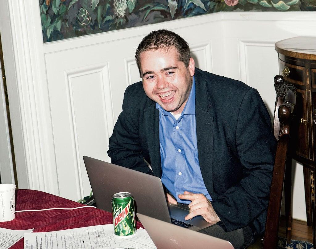 Meet Matt Boyle, Breitbart's (Other) Man in the White House