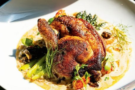 Restaurant Review: Mirabelle