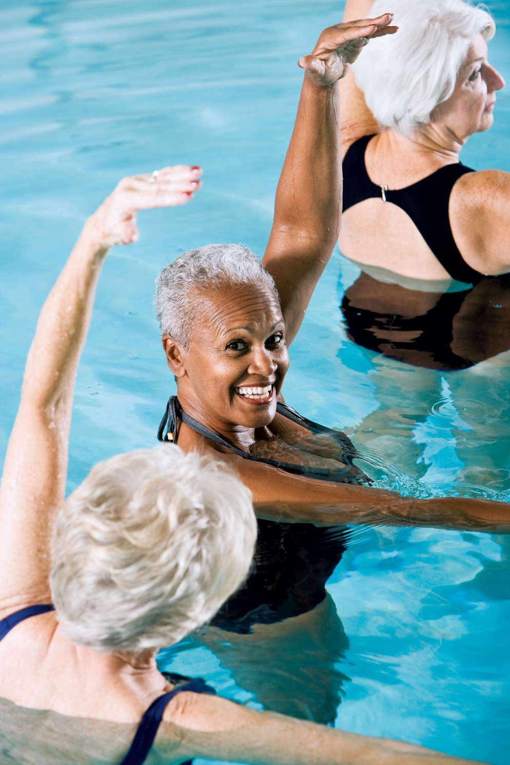 Incorporating Exercise and Wellness Can Increase Years of Happiness and Health