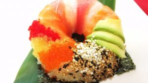 You've Seen Sushi Doughnuts on Instagram, Now Try Them in Arlington