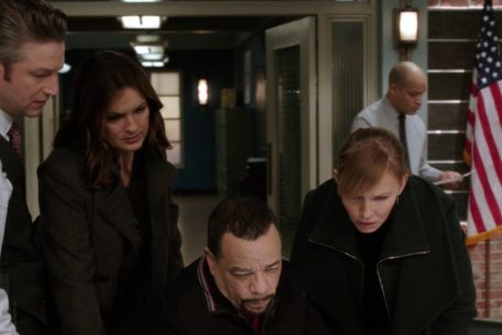 "Law & Order: SVU Did a ""Pizzagate"" Episode"