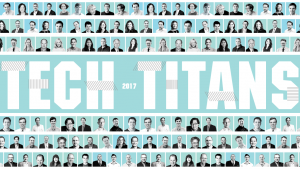 Tech Titans 2017: Washington's 100 Top Tech Leaders