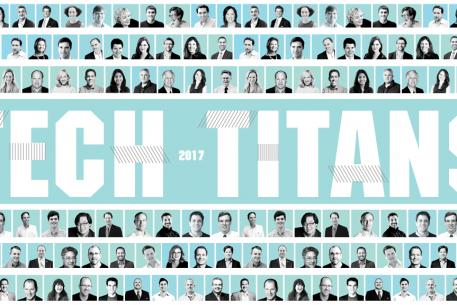 Tech Titans 2017: Washington's 100 Top Tech Leaders