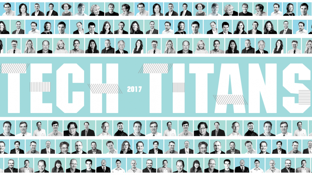 Washington's 100 Top Tech Leaders