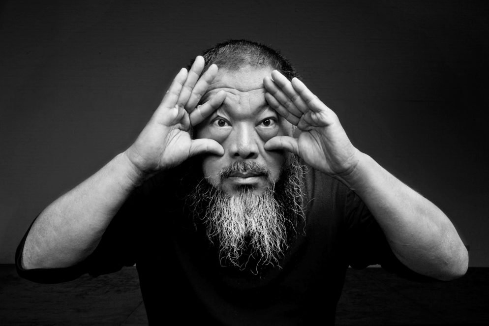 Ai Weiwei's Portraits of Dissidents Debut at the Hirshhorn Wednesday