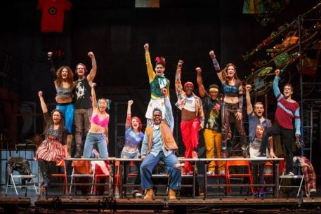 Things To Do in DC This Week (June 19-21): A Talk About Nationalism, A Pop-Up Cardio Dance Class, and the 20th Anniversary of Rent