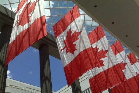 Sorry, but Here's How You Can Enjoy Canada Day in DC