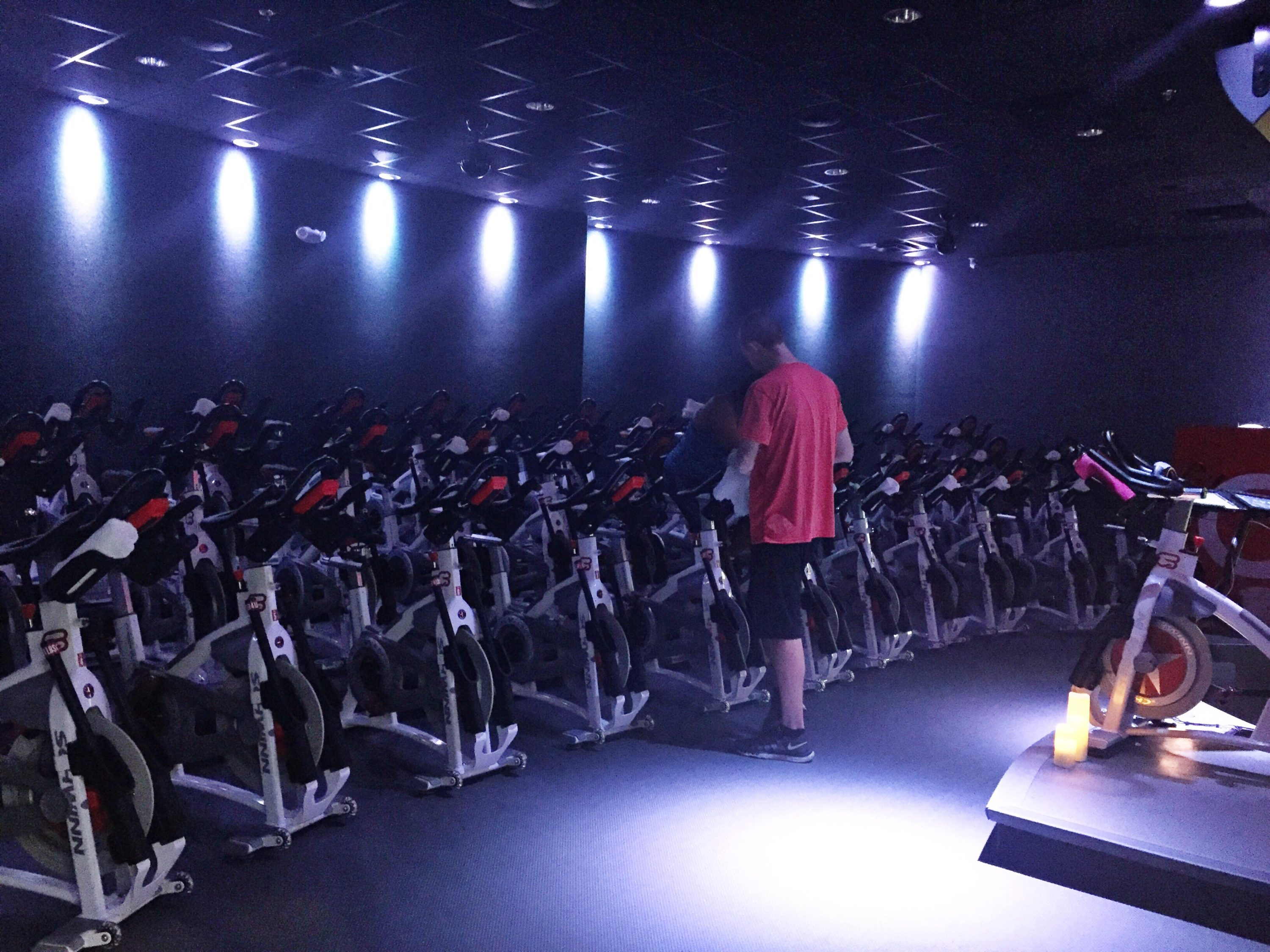 Cyclebar Is Now Open In Noma And It S Perfect For People