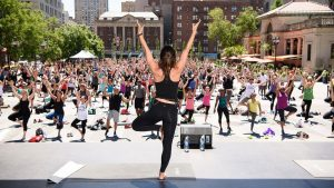 Fitbit is Launching a Free Workout Series in DC With Boot Camp and Yoga at Yards Park