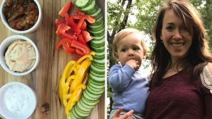 Avocado Toast, Chicken Meatballs, and Lasagna: What a Nutritionist and Her One-Year-Old Baby Eat in a Day