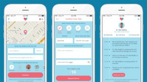 This App Will Send a Doctor to Your House for