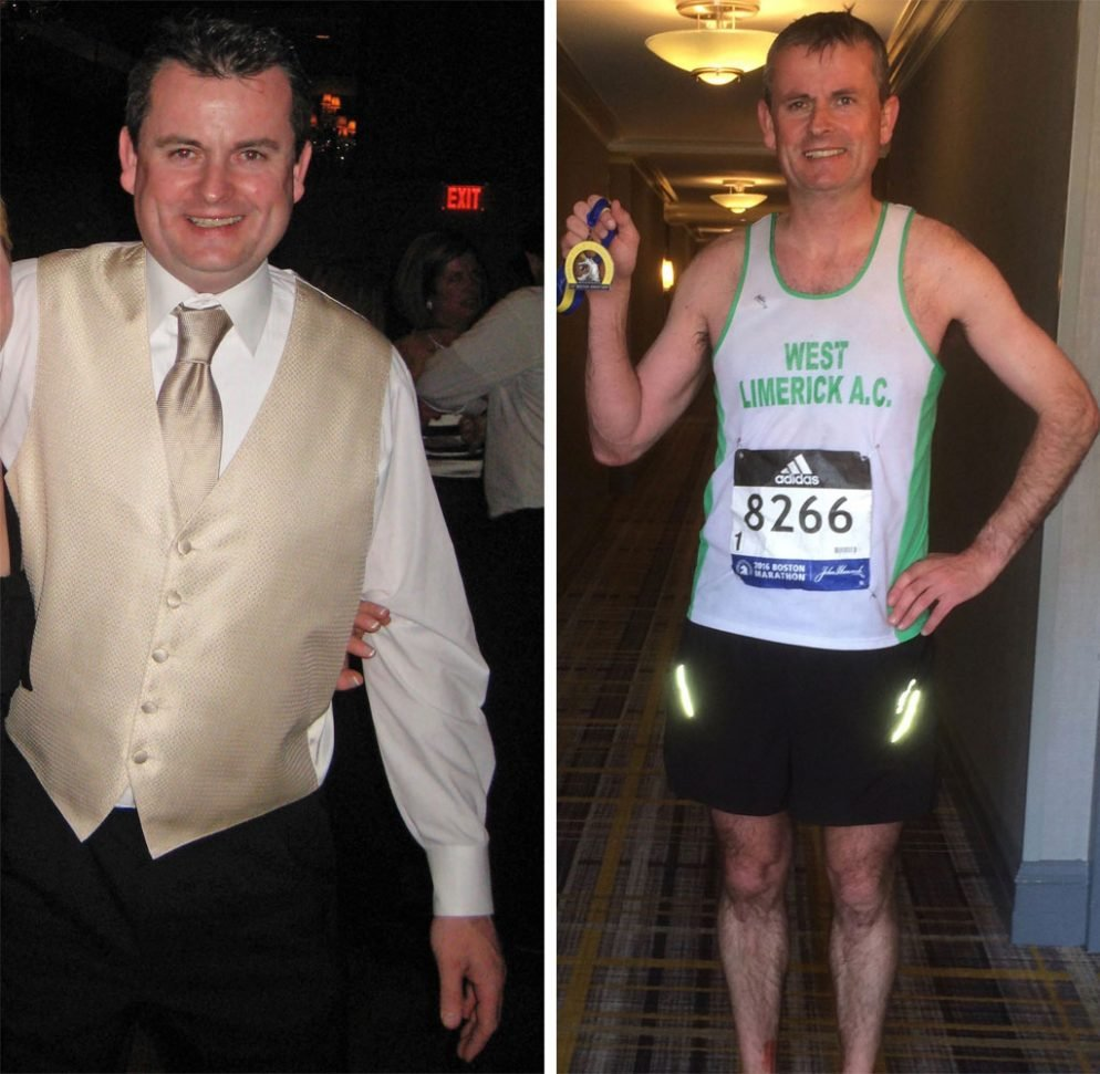 How I Got This Body: The Irish Pub Manager Who Gave Up Fish and Chips and Started Running