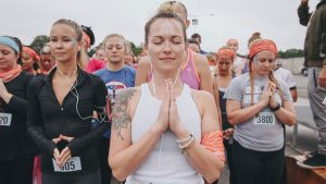 "Attention Yoga Fans: A ""Mindful Triathlon"" Is Coming to DC"