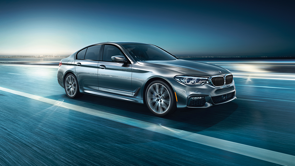 Win a Weekend-Long Test Drive in the BMW 5 Series.