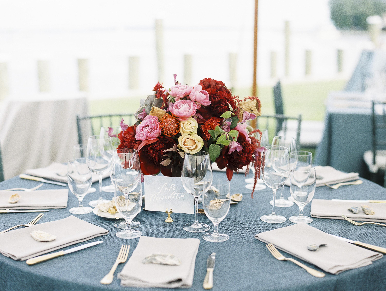 Emily Powell Daniel Bera Nautical Chesapeake Bay Museum St. Michaels Wedding