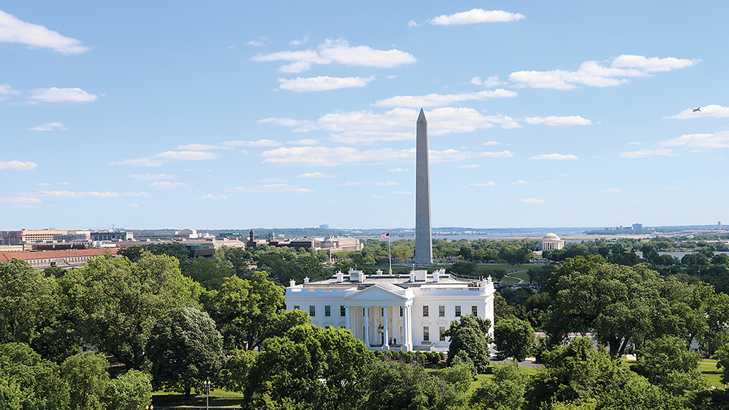 The Best Views of DC While the Washington Monument is Closed