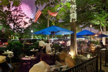 The Best BBQs, Pool Parties, and Rooftop Fireworks for July 4th In DC