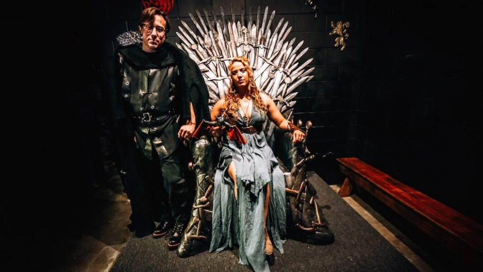 Take a Sneak Peek Inside the Game of Thrones Pop-Up Bar