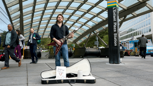 Meet 4 of Our Favorite DC Buskers