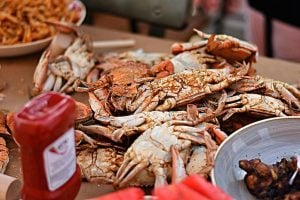 Map: Great DC-Area Crab Feasts, No Car Needed