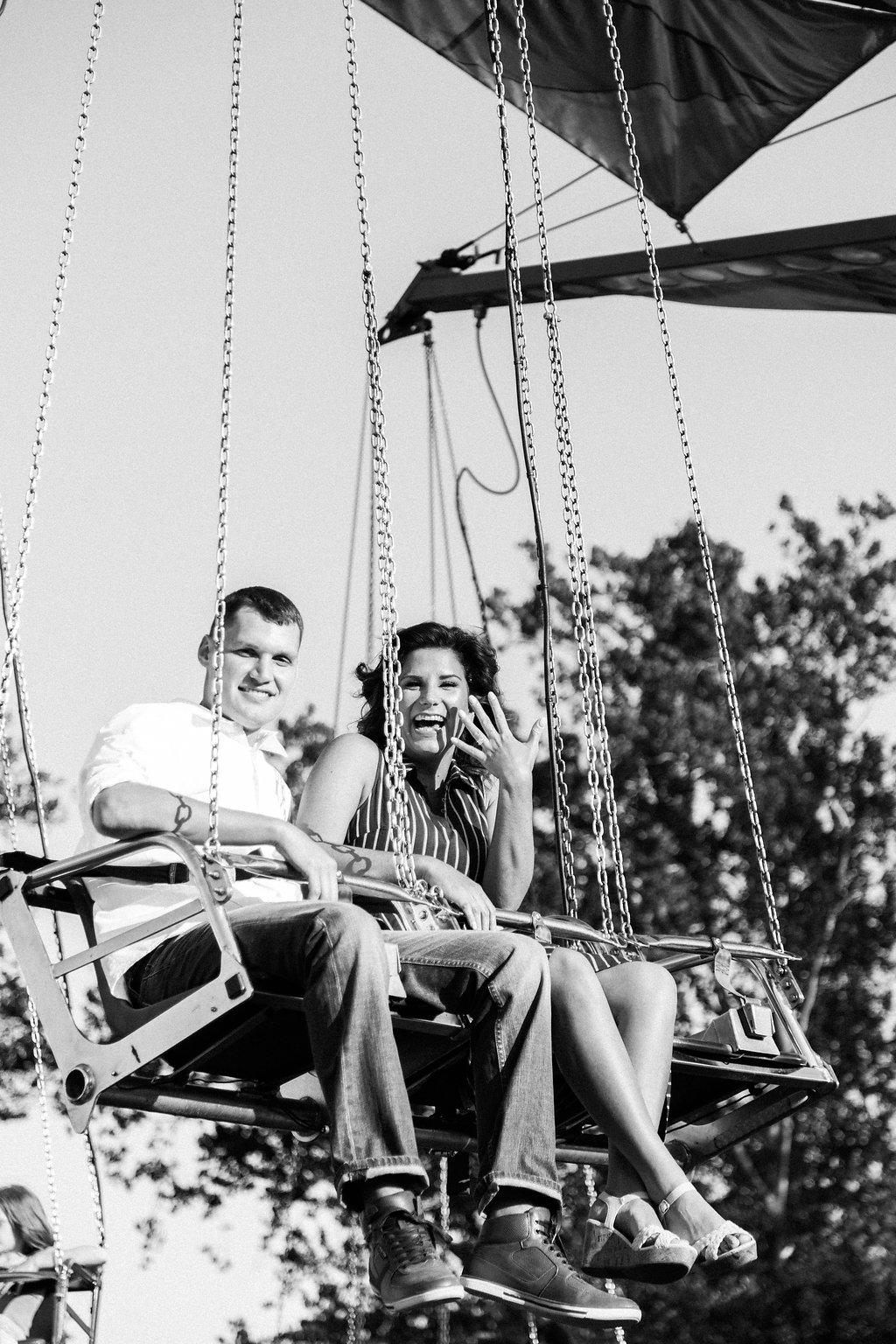 Carnival Engagement Photos A Natural Portrayal
