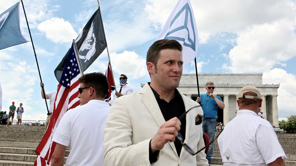 You Shouldn't Look Away When White Nationalists Rally at the Lincoln Memorial