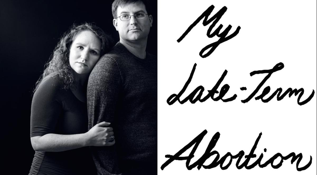 My Late-Term Abortion | Washingtonian