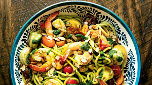 This Shrimp Pasta Recipe Will Make You the Hero of Your Next Summer Party