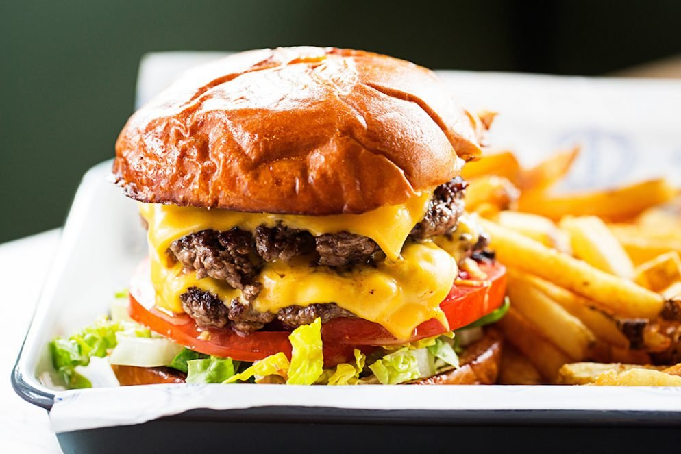 This Is the Best New Burger in DC