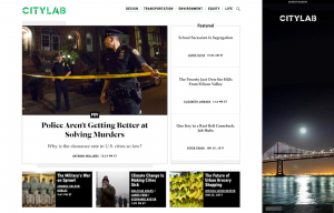CityLab Relaunches With a New Editor and a New Design