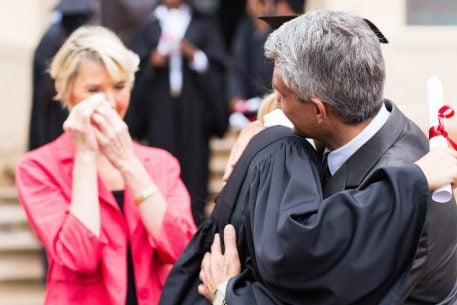 How Parents Can Deal With The Emotional Rollercoaster Ride That Is Graduation