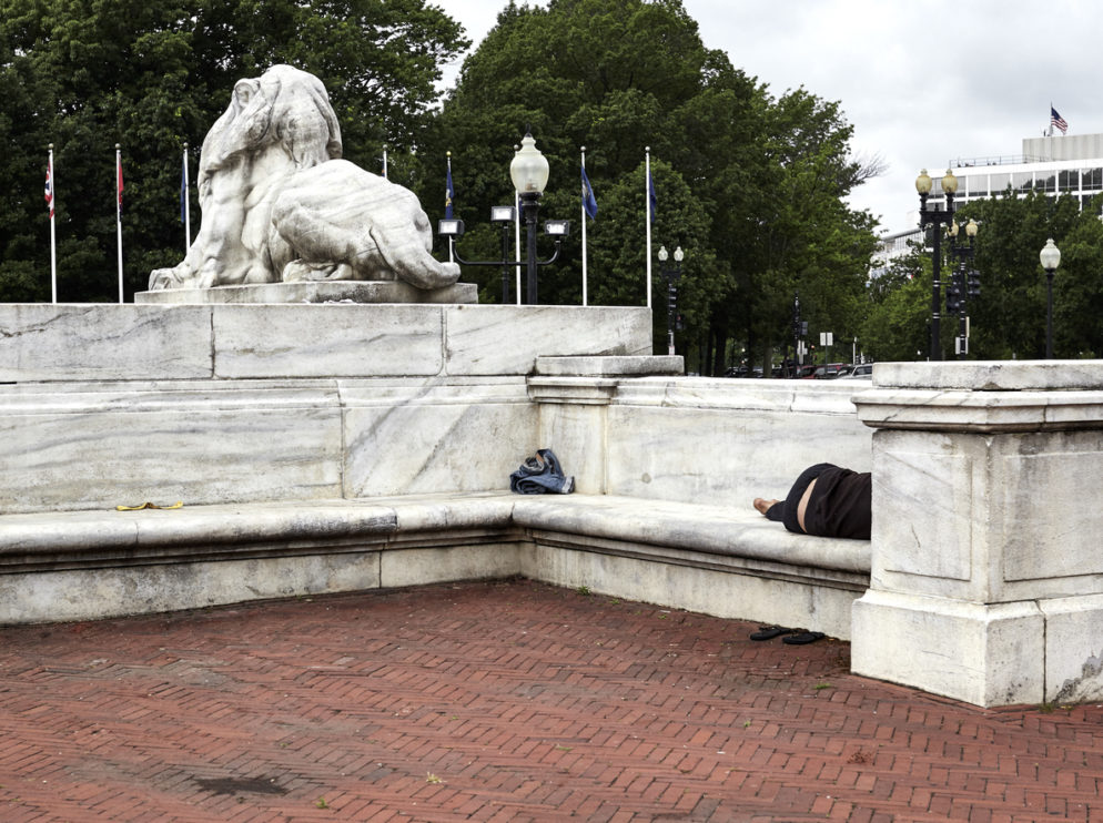 Why Washingtonian Is Writing About Homelessness Today
