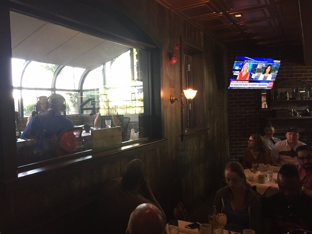 People Are Actually Showing Up To Watch Tony Kornheiser