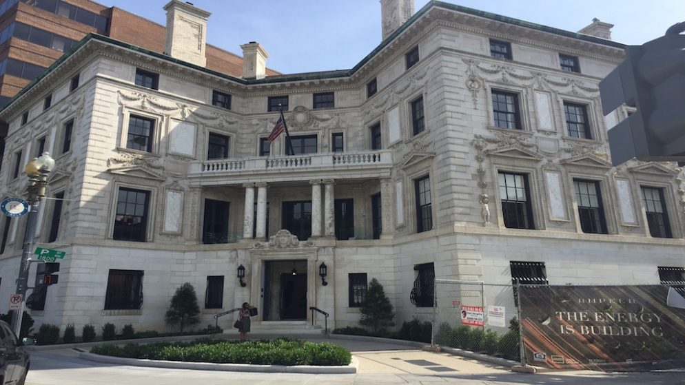PHOTOS: Inside Dupont Circle's Historic Patterson Mansion