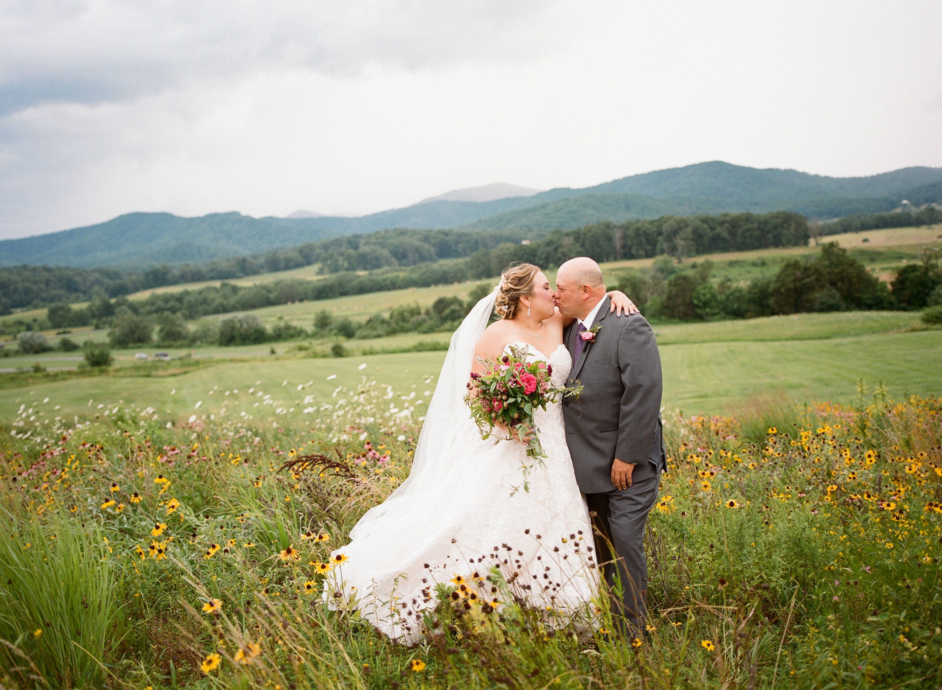 Crush on Coworker. This Groom Had a Crush on His Coworker Bride-to-Be for Five Years Before He Finally Asked her Out
