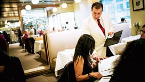 Why You Shouldn't Ask Your Restaurant Server for a Recommendation