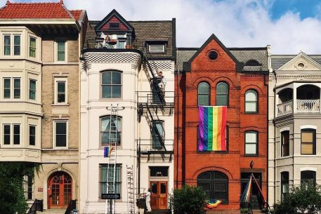 These Photos Prove DC Is SO Ready for Pride Weekend