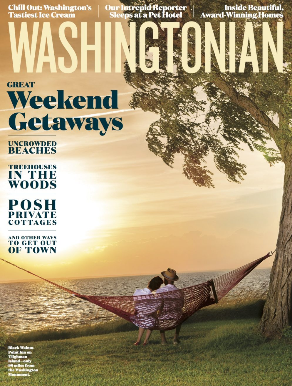 August 2017: Great Weekend Getaways