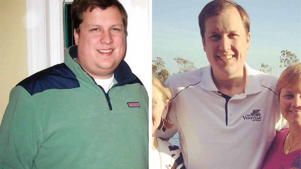 How I Got This Body: Eating the Same Thing Every Day for Six Months to Lose Over 115 Pounds