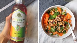Coconut Rice, Banh Mi, and Kombucha: What a Semi-Paleo Healthy Food Blogger Eats in a Day