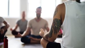 Men's Yoga Community Wants to Create a Safe Space For Men to Practice Yoga