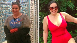 How I Got This Body: Losing the 100 Pounds I Gained in Drug Addiction Recovery